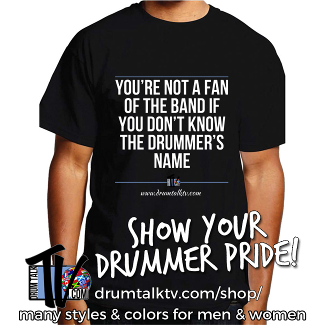 Drum Talk TV Store