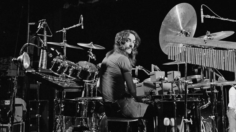 Neil Peart - 1977