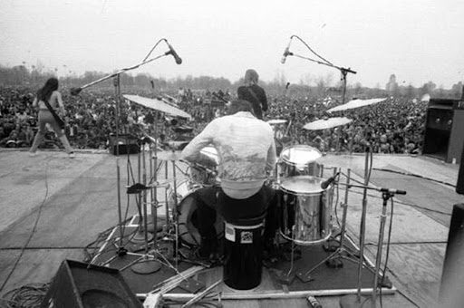 Rush April 13, 1975