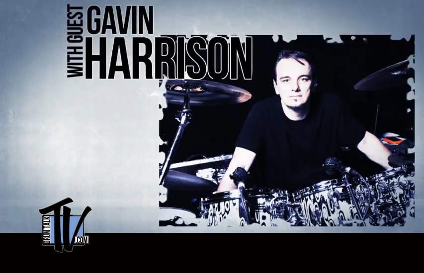 Gavin Harrison talks Protean Snares with Sonor