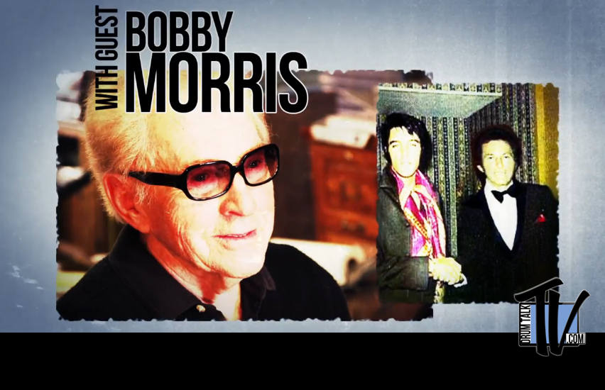 Bobby Morris on Drum Talk TV