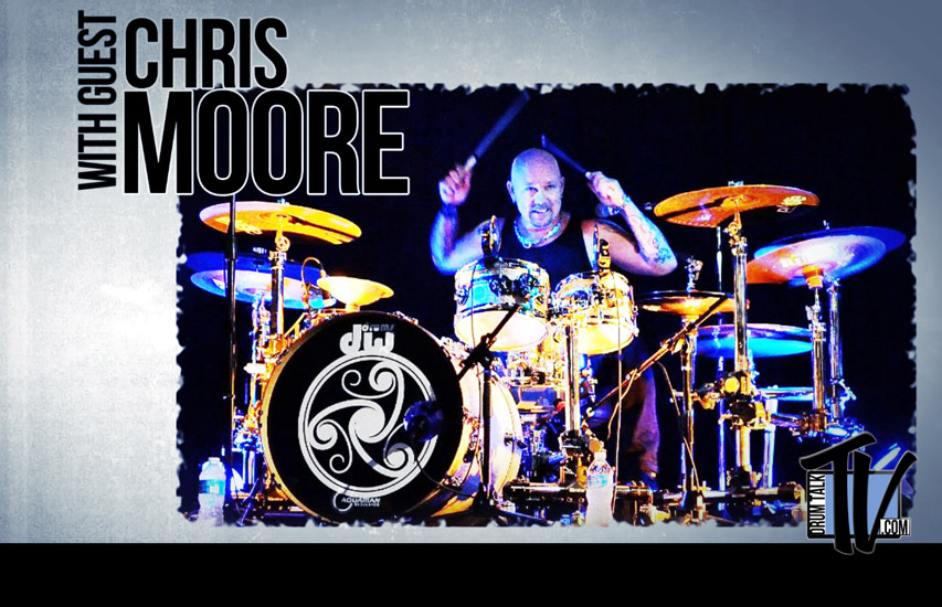 Chris Moore Drummer