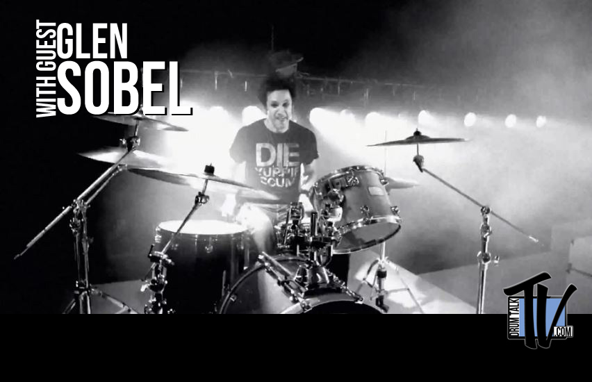 Glen Sobel on Drum Talk TV