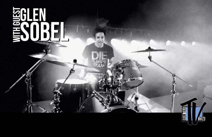 Glen Sobel on Drum Talk TV
