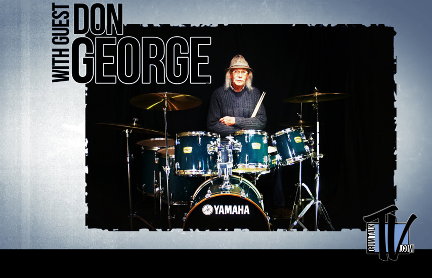 Drum Talk TV Interviews Don George