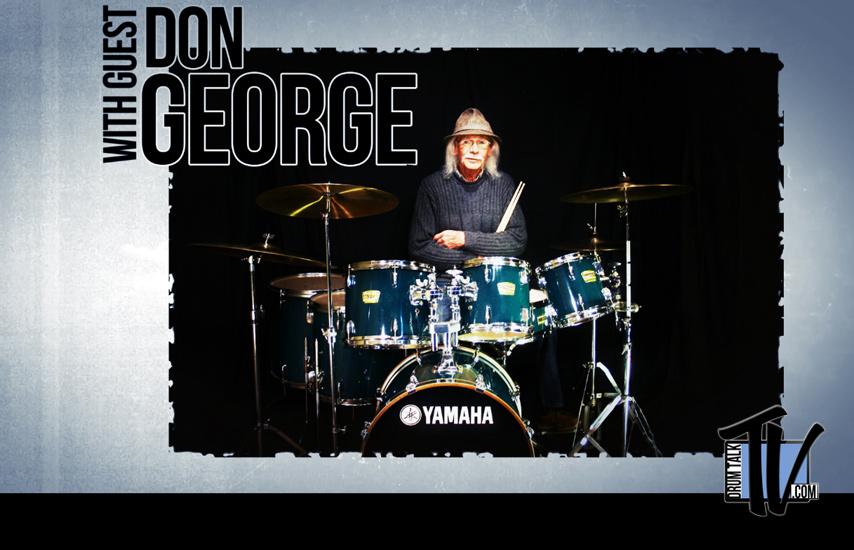 Drum Talk TV Interviews Don George
