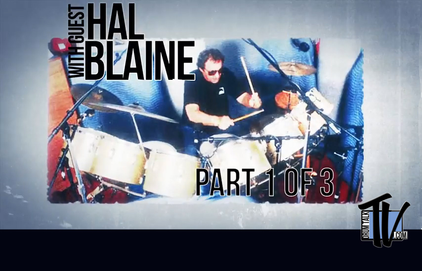 Drum Talk TV interviews Hal Blaine, Part 1