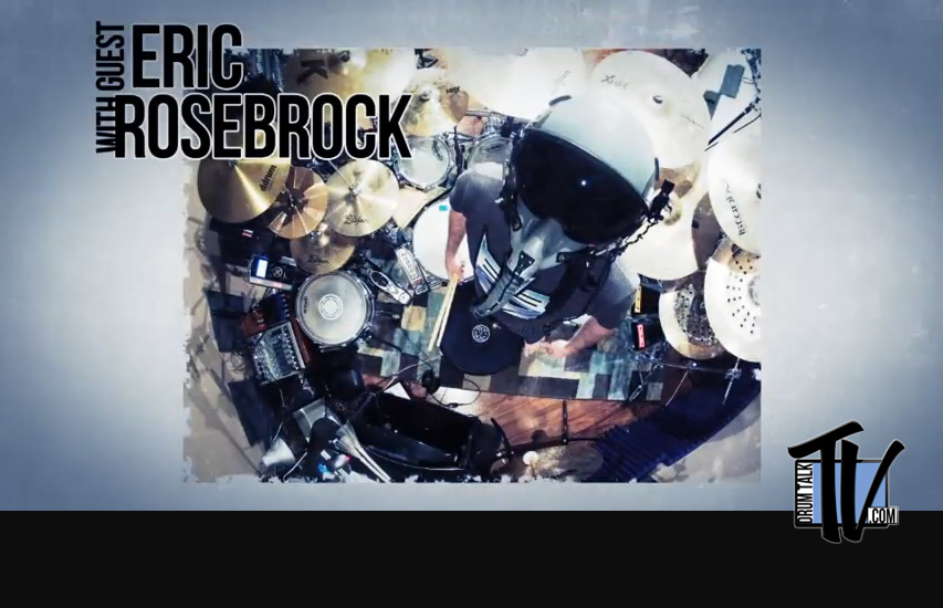 Eric Rosebrock on Drum Talk TV