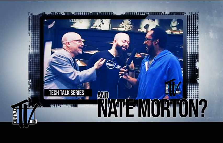 Nate Morton on Drum Talk TV