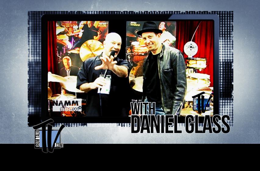 Daniel Glass on Drum Talk TV