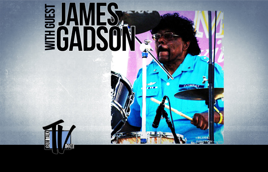 James Gadson on Drum Talk TV