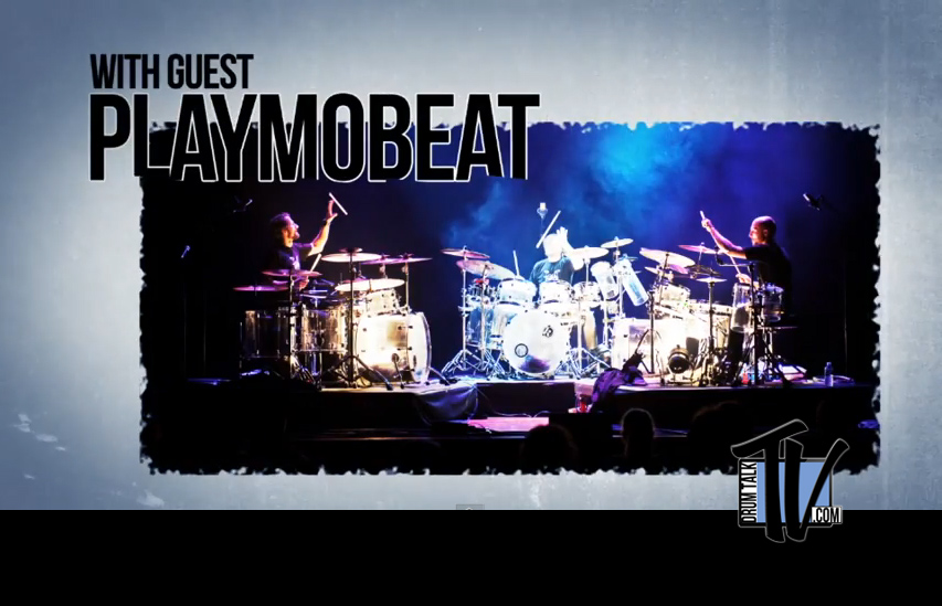 Playmobeat on Drum Talk TV