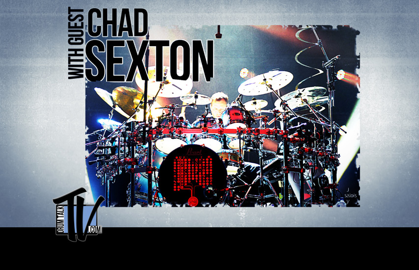 Chad Sexton on Drum Talk TV