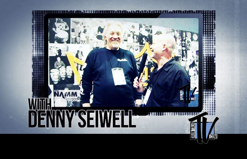 Denny Seiwell on Drum Talk TV