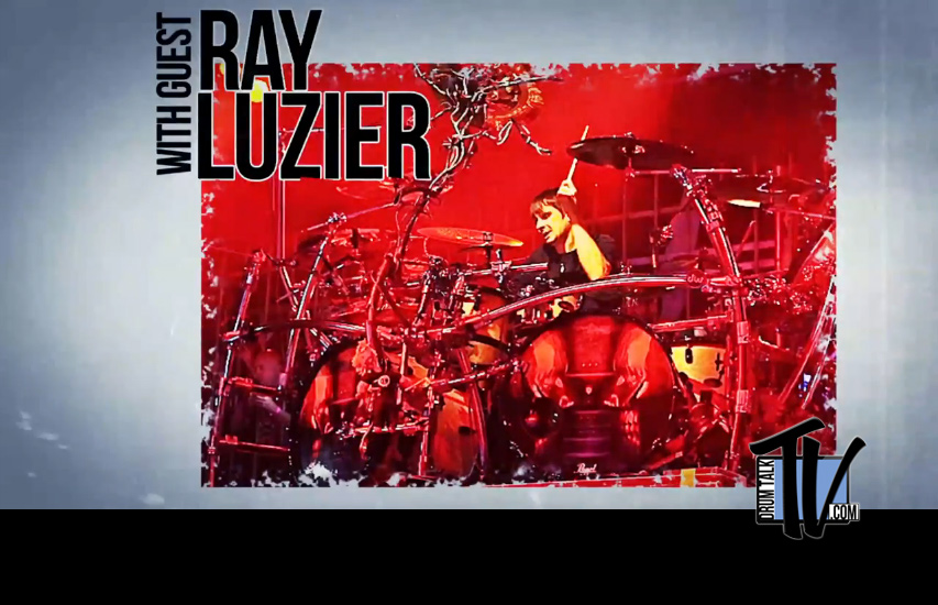 Ray Luzier on Drum Talk TV