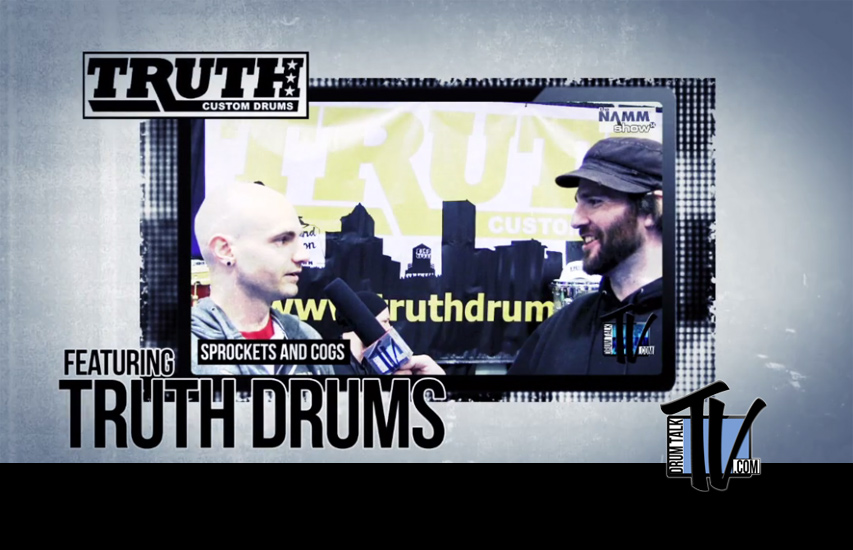 Truth Drums on Drum Talk TV