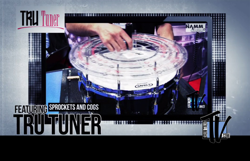 Tru Tuner on DrumTalk TV