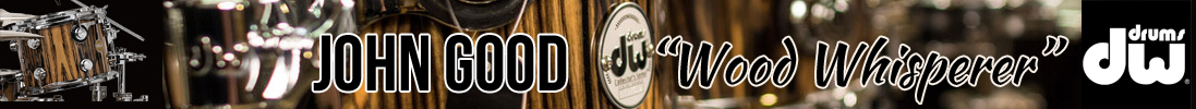 DW Series with John Good on Drum Talk TV