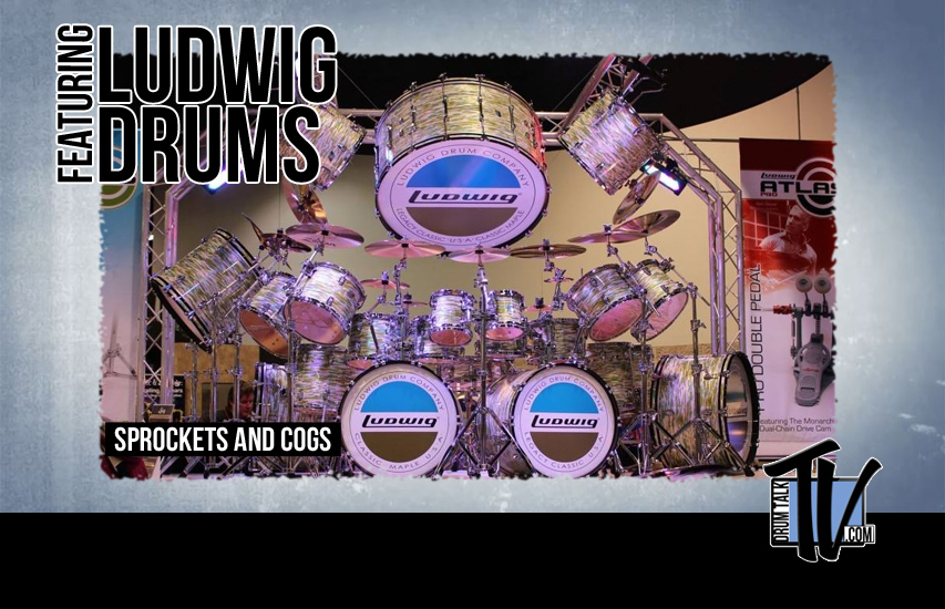 Ludwig Drums 2014 on Drum Talk TV