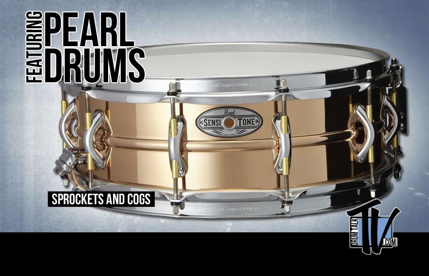Pearl Drums at NAMM 2014 on Drum Talk TV
