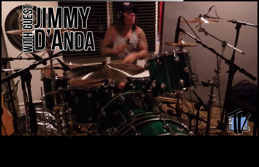 Jimmy D'Anda on Drum Talk TV