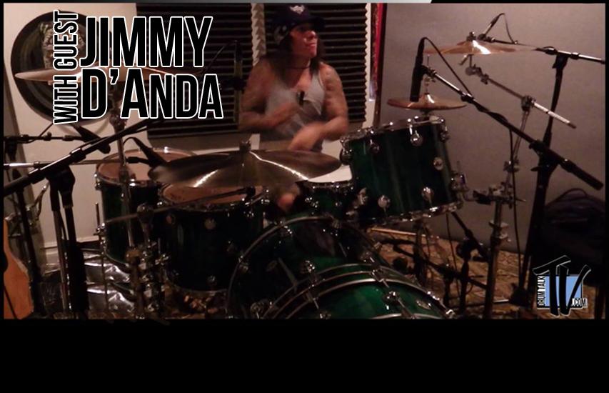 Jimmy D'Anda on Drum Talk TV
