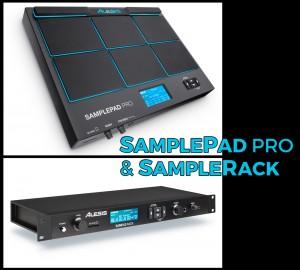 Alesis SamplePad Pro & SampleRack