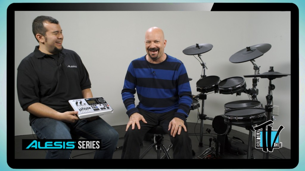 Alesis DM 10 X Mesh Kit Episode 1