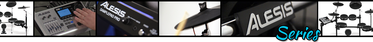 Alesis DM10Studio DM10X Mesh Kits on Drum Talk TV