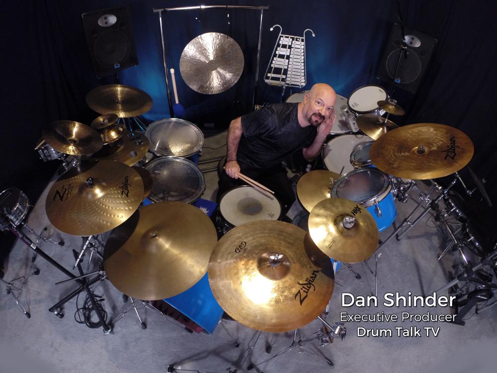 Drum Talk TV - About Us